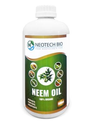 NEEM OIL. Масло ним. Инсектицид, акарицид, фунгицид. Флакон 0,5 л